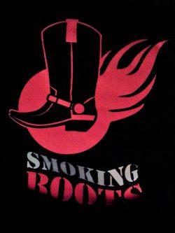 Smoking Boots statt rauchender Colts