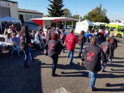 Kiwanis Club Nordeifel mit Engagement auf der Kaller Herbstschau