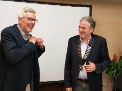 Erich Roßels – neuer Präsident bei Kiwanis Nordeifel